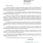 Le SNIRS écrit à la Ministre de l'Education Nationale, de l'Enseignement Supérieur et de la Recherche